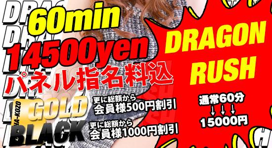 やんちゃな子猫布施 お得なEVENT♪【ドラゴンラッシュ】開催中!!!